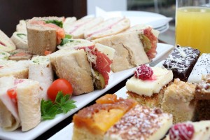 Corporate Cateing Gallery   Cakes and sandwiches