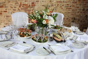Weddings & Parties Gallery | A dressed wedding / party table