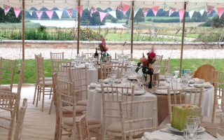 Experienced Norfolk wedding caterers will take unusual venues literally in their stride!