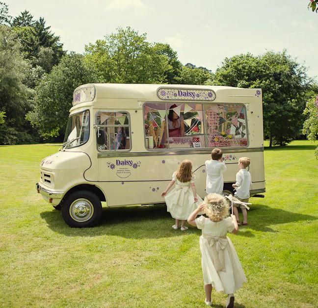 wedding food truck