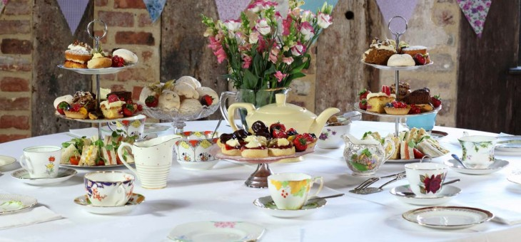 CLASSIC AFTERNOON TEA: CATERING TO ALL TASTES - Expresso Cafe
