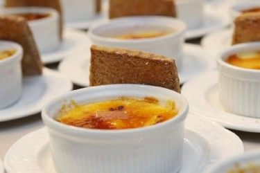 Corporate Catering Gallery | Crème Brulee
