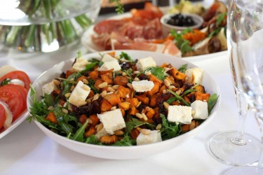 Weddings & Parties Gallery | A party dish example