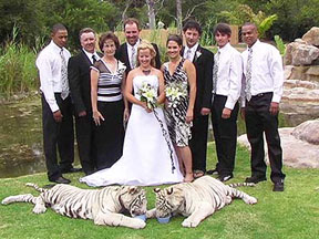 Norfolk wedding caterers Expresso say 'I do' to wildlife weddings