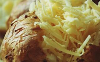 jacket potatoes