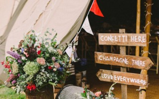 wedding catering in 2018 doesn't have to be predictable