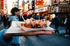 STREET FOOD NOW BEING SERVED